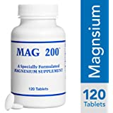 Optimox - MAG 200, 120 tablets