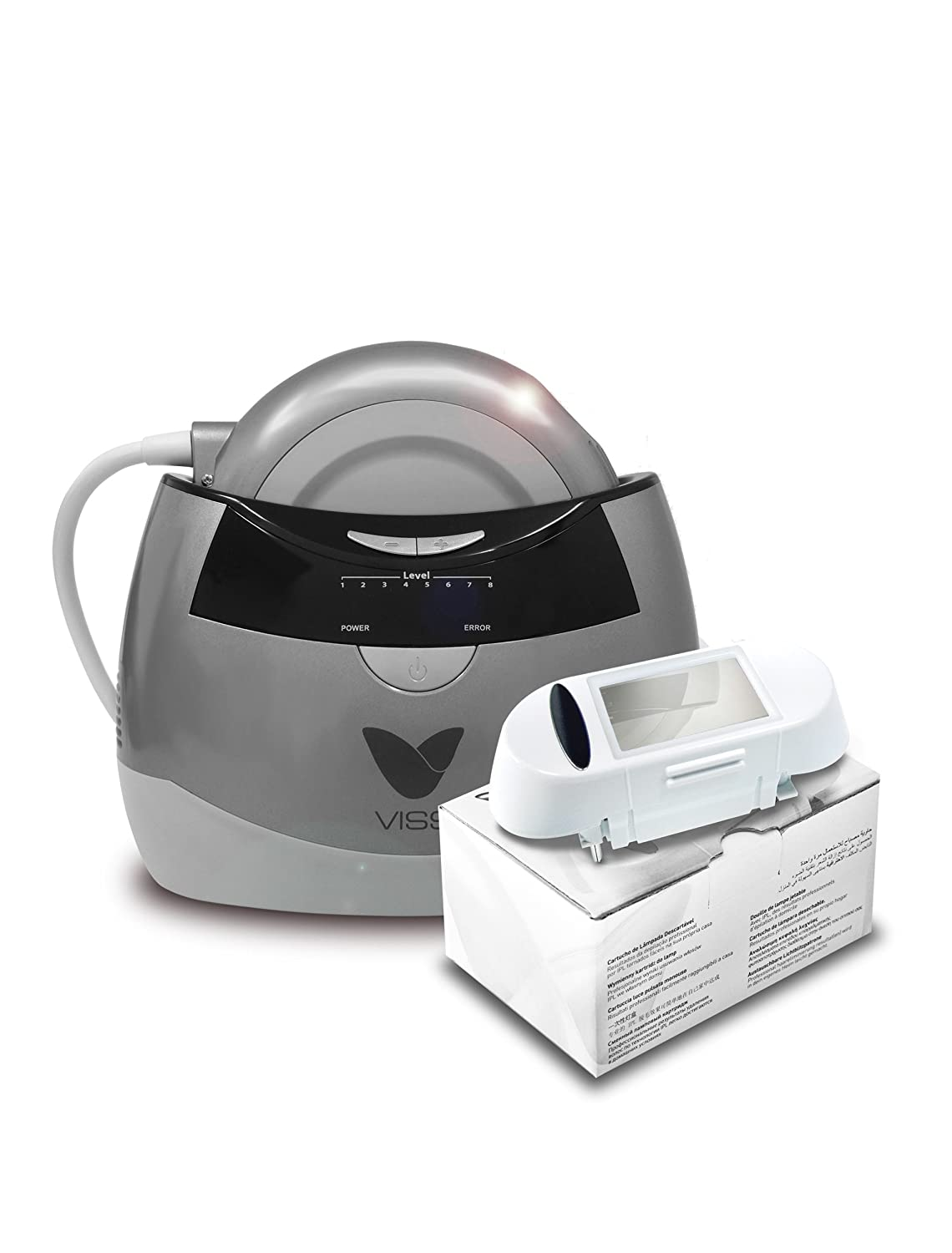 VISS Advanced at Home IPL Hair Removal System