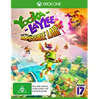 Yooka Laylee and the Impossible Lair - Xbox One