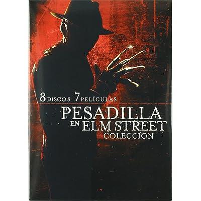 Coleccion Pesadilla En Elm Street [DVD]