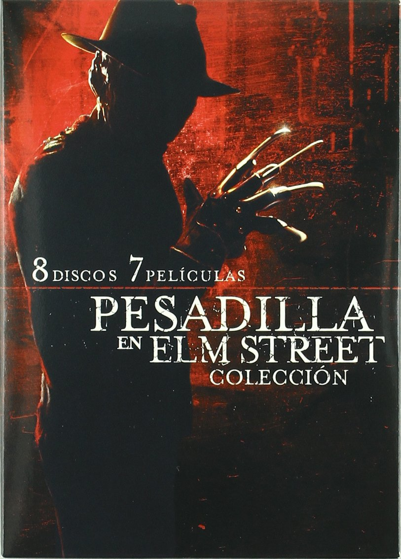 Coleccion Pesadilla En Elm Street [DVD]: Amazon.es: John Saxon, Ronee Blakley, Heather Langenkamp, Amanda Wys, Johnny Depp, Robert Englund, Mark Patton, Kim Meyers, Patricia Arquette, Craig Wasson, Danny Hassel, Andras Jones, Lisa