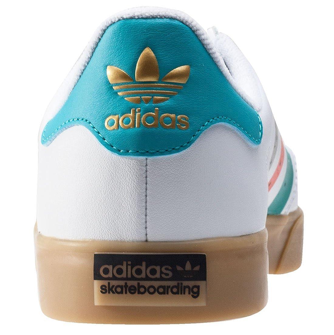 adidas Seeley Court White Blue Energy: : Schuhe