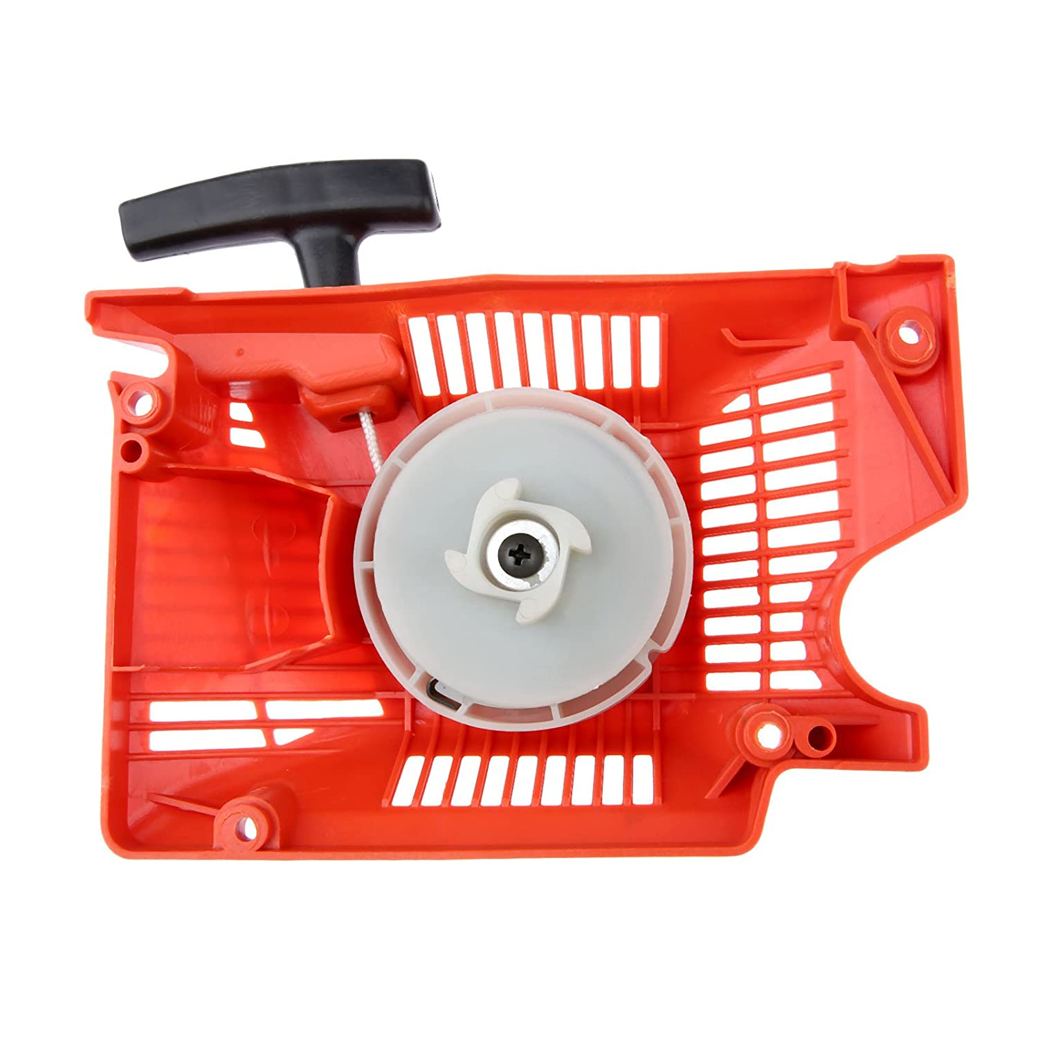 45cc 52cc 58cc Chainsaw Parts Single Recoil Pull Starter Assembly Chainsaw Spares for Chinese chainsaw 4500/5200/5800 Hicello