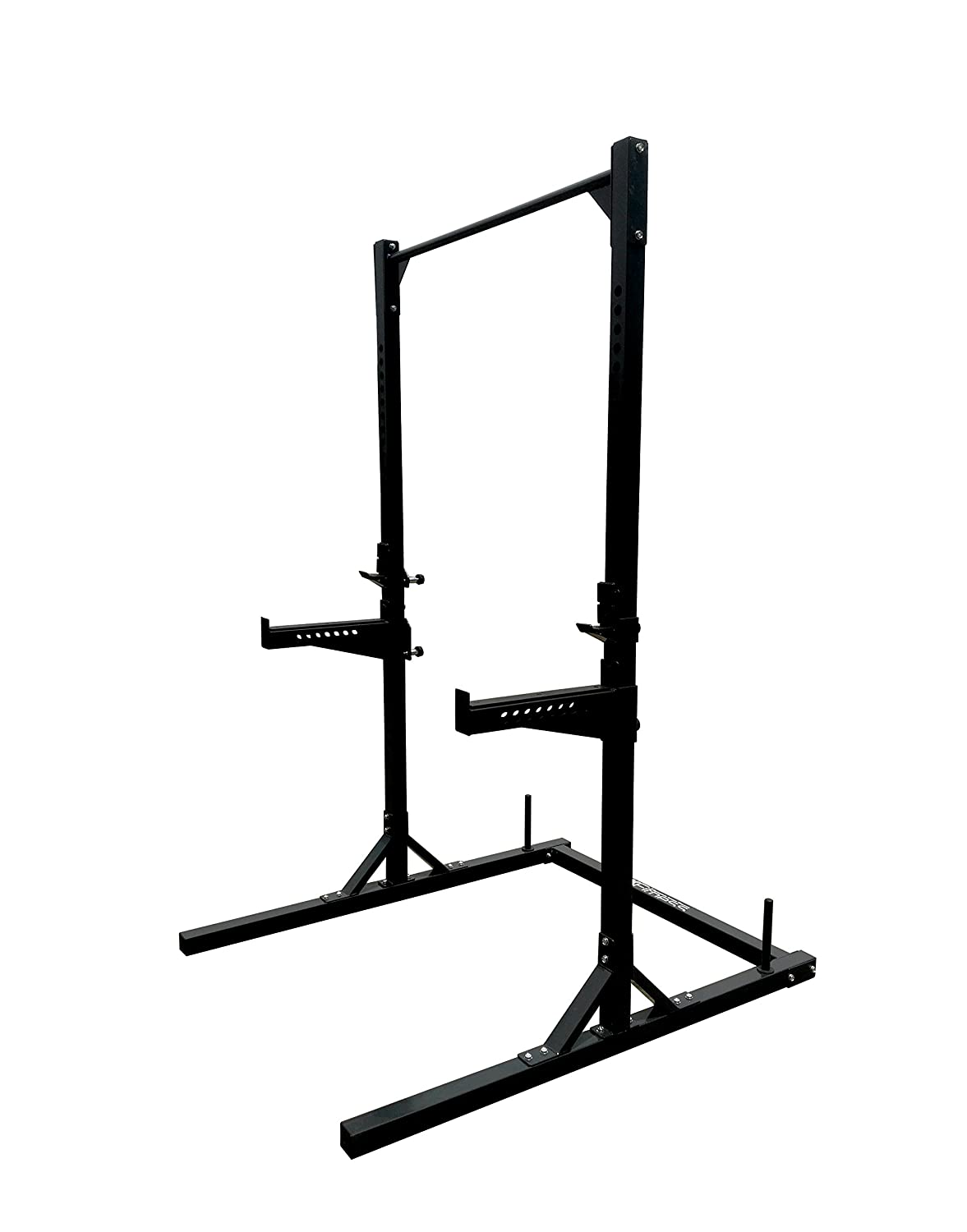 Cage à squat, barre de traction JKFITNESS 6066