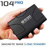 GPS TRACKER MAGNETIC REWIRE SECURITY 104-PRO COVERT HIDDEN VEHICLE TRACKING SYSTEM TK104