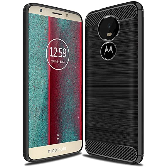 cheap for discount 528ff 82050 Moto E5 Play Case, Moto E5 Cruise Case,Suensan TPU Shock Absorption  Technology Raised Bezels Protective Case Cover for Motorola Moto E5 Play  2018 ...