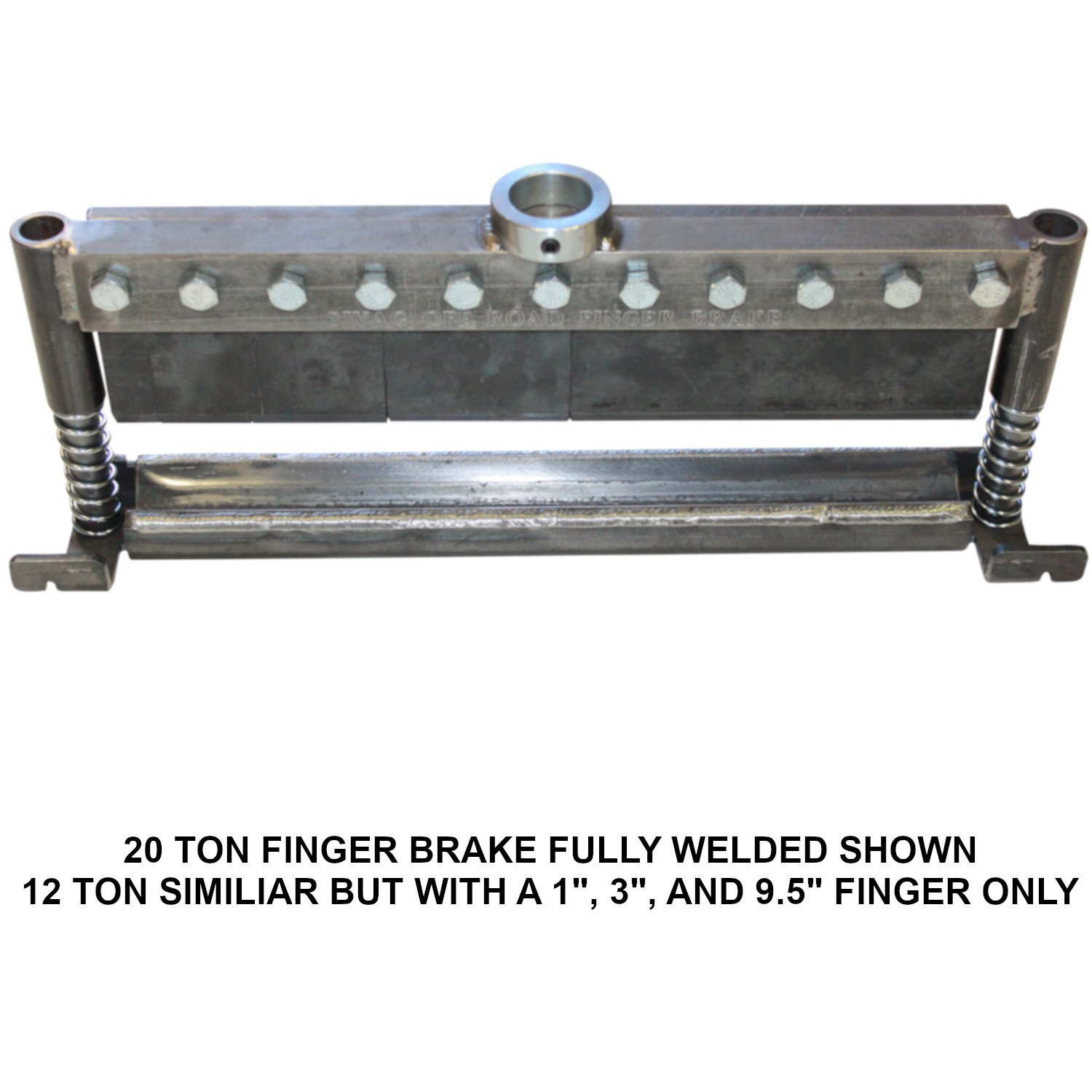 SWAG Off Road 12 TON Finger Brake''Fully Welded'' by SWAG Offroad (Image #2)