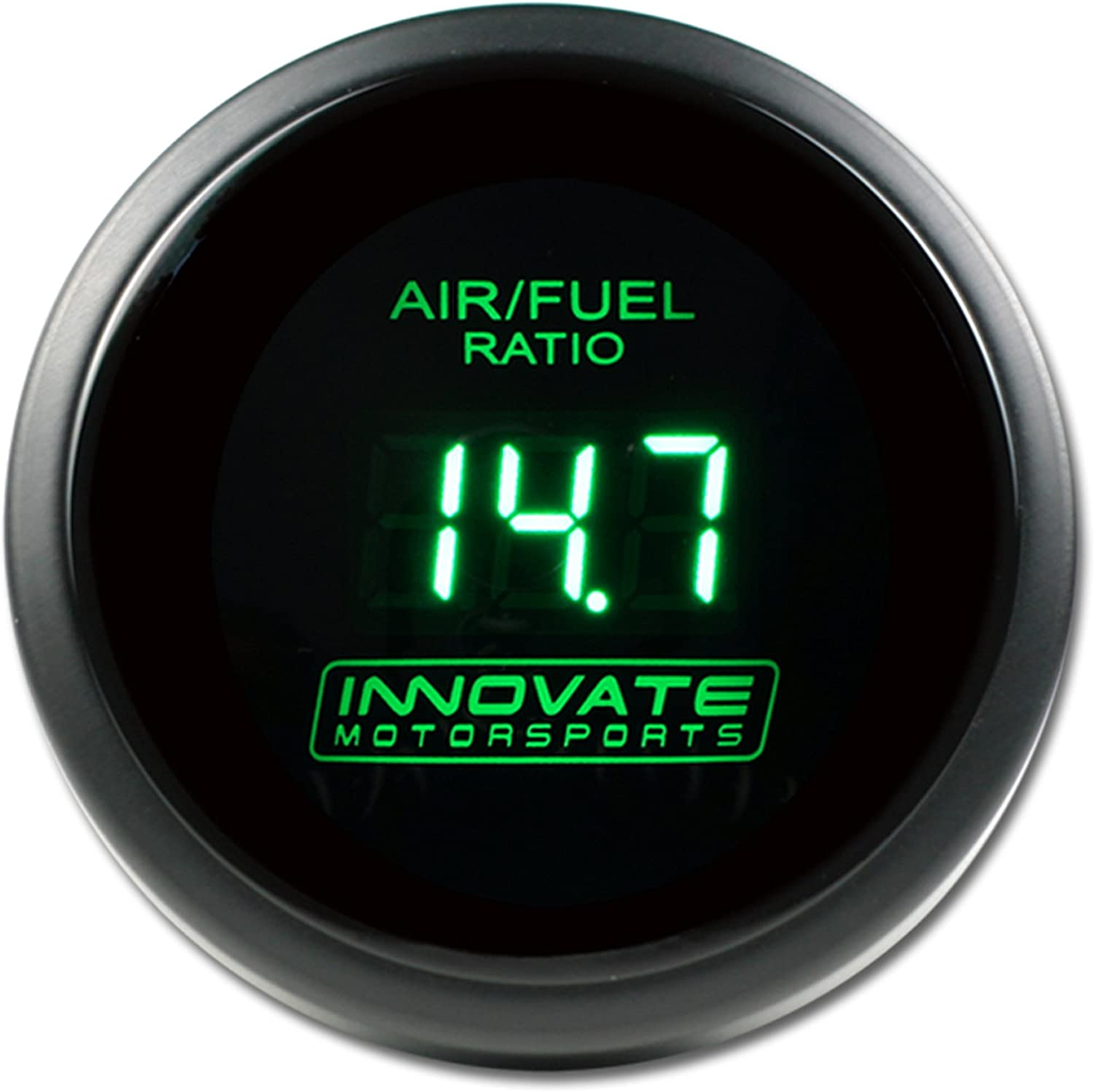 INNOVATE 3873 Wideband Air//Fuel DB Gauge 52mm AFR UEGO GREEN LC-2 MADE IN USA!