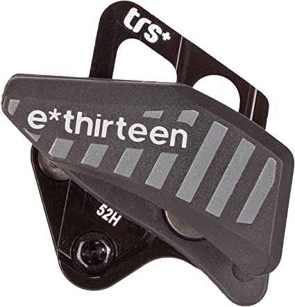 e*thirteen TRS Chain Guide Direct High Mount 28t-38t with Compact Slider Black