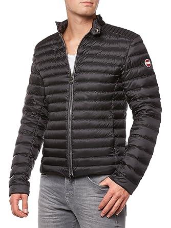 size 40 b963e 2bb75 COLMAR Herren Down Jacket Punk Schwarz Polyester Daunenjacke ...