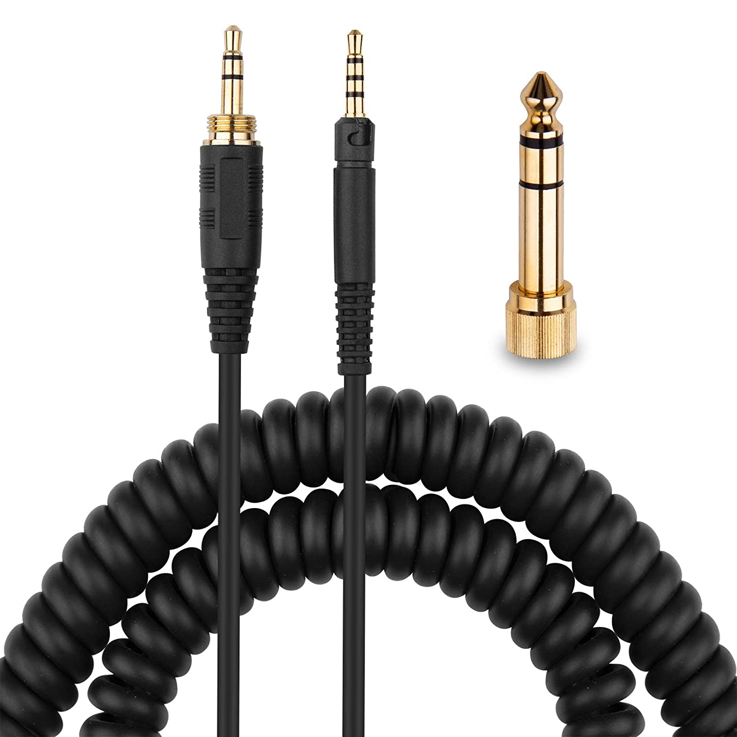 KetDirect Replacement Audio Cable Upgrade Headphone Cord with Lock Connector for Sennheiser HD558 HD579 Headphones 1.2meters//4feet HD518 HD598 Cs HD599 HD569 HD598 SE HD598 HD598 SR