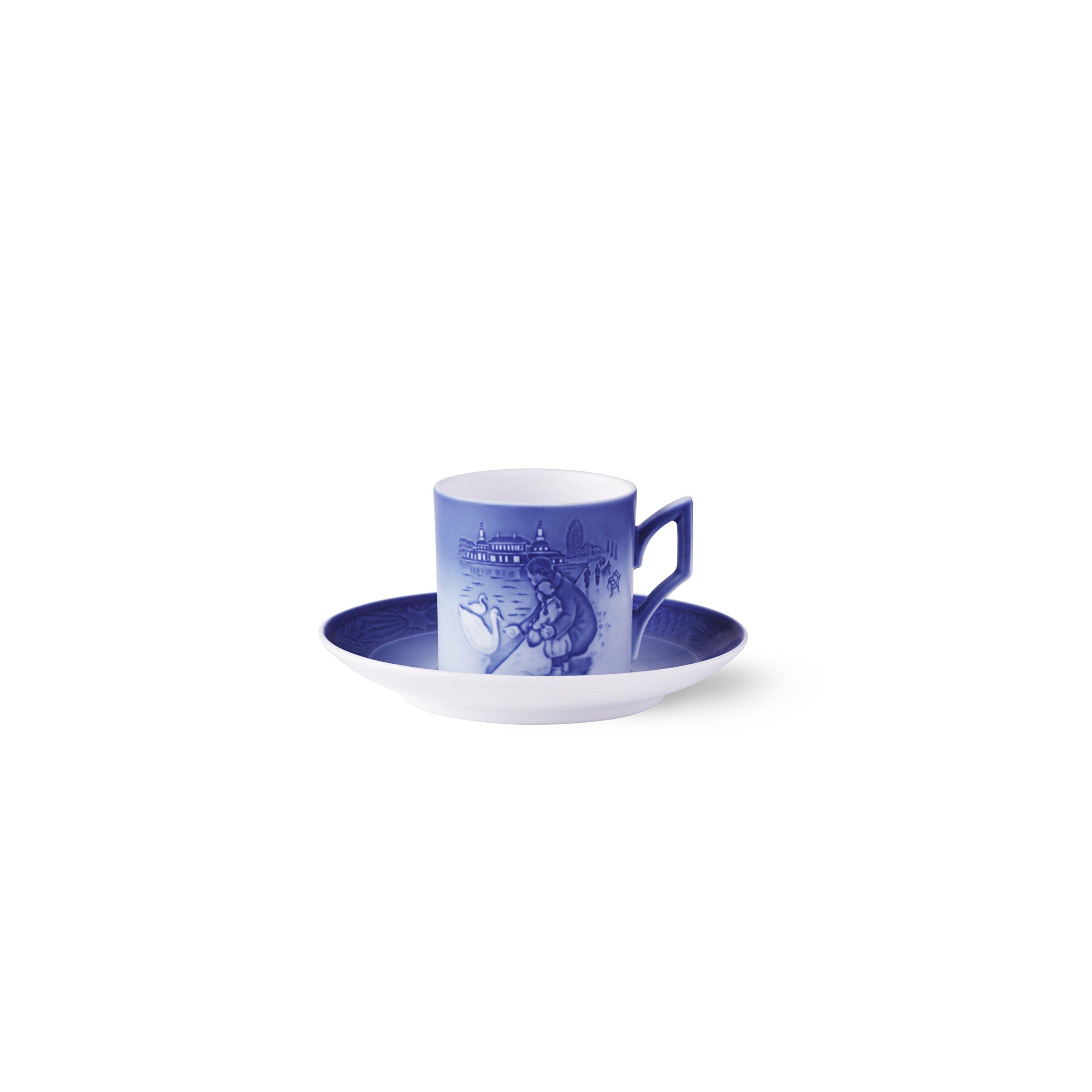 2017 Christmas Cup & Saucer by Royal Copenhagen