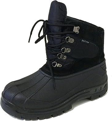 JM-219 Men's Winter Boots Snow Suede
