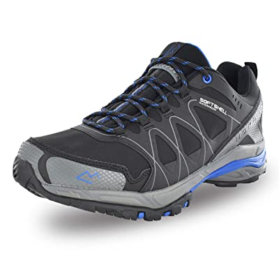 Nord Trail Mt. Hood Low Men's Hiking Shoes, Waterproof Trail Running Shoes, Breathable, Lightweight, High-Traction Grip | Trail Running
