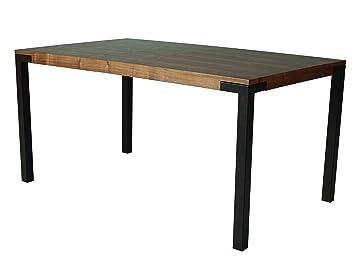 pastel furniture amrita rectangular dining table autumn rust autumn furniture