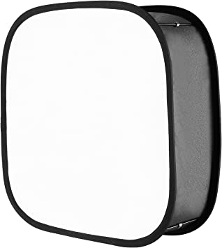 Natural Look Foldable Portable Light Diffuser Strap Attachment Carrying Bag Kamerar D-Fuse Large LED Light Panel Softbox: 12x12 Opening Portrait  Photography Studio Lighting Photo Video