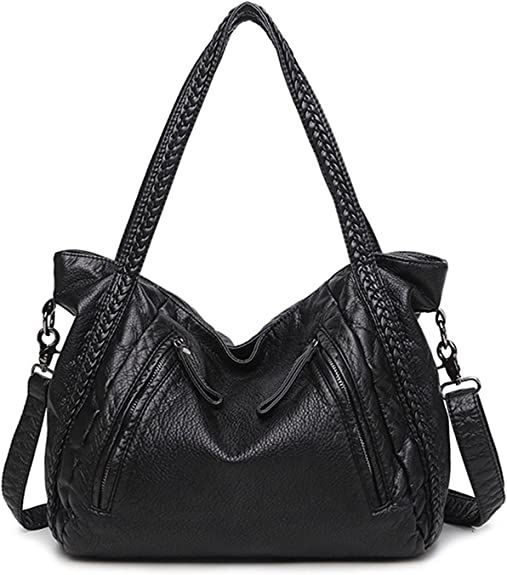 classy handbag Leather hobo bag,ladies slouchy shoulder handbag,caramel Tote bag
