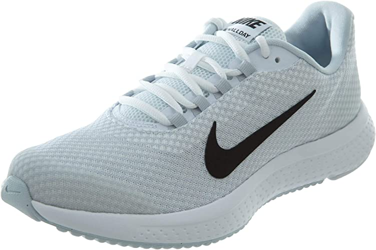 Nike Mens RunAllDay Running Shoe, Zapatillas de Trail Hombre, Multicolor (White/Black/Pure Platinum 101), 49.5 EU: Amazon.es: Zapatos y complementos