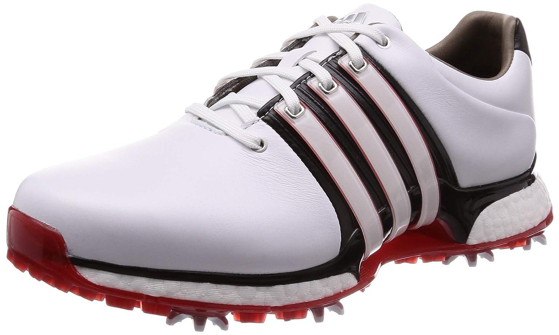 [アディダスゴルフ] ゴルフスパイク ツアー360 XT メンズ ホワイト/コアブラック/スカーレット 26 cm