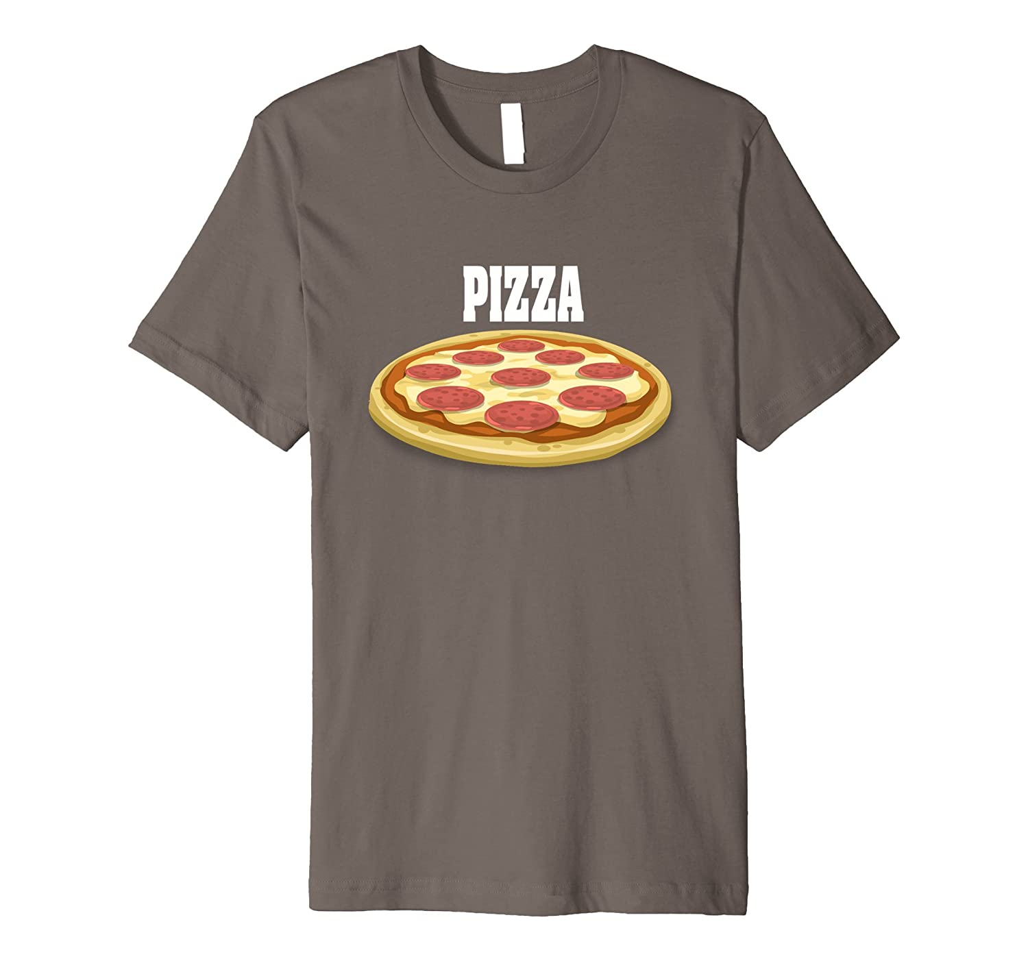 Pizza Couples Halloween Costume Premium Shirt - Beer & Pizza