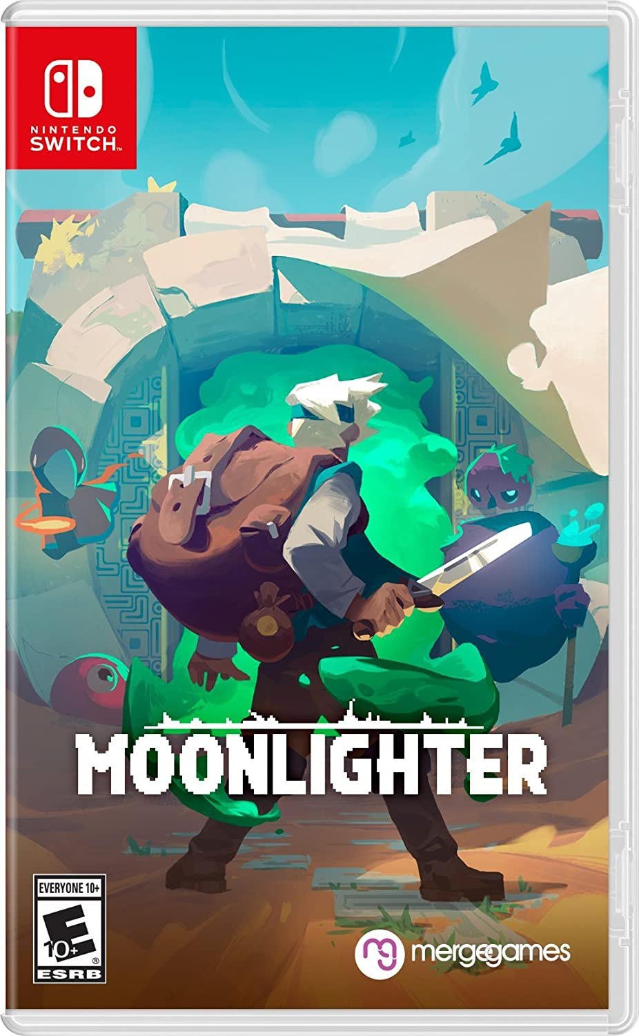 Moonlighter   Nintendo Switch by Merge Games