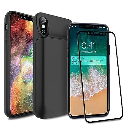 Amazon.com: MFI iPhone 6 6S - Carcasa para iPhone 6 y 6S ...