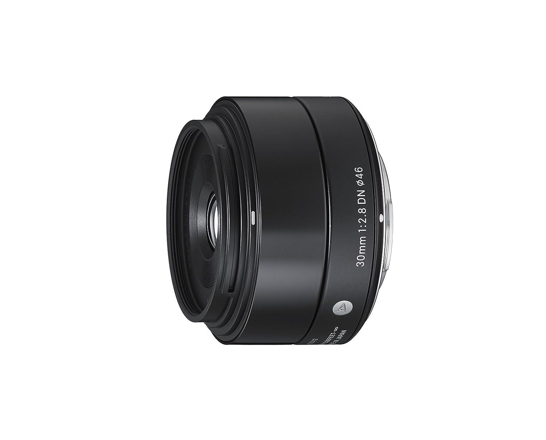 Sigma 30mm f2.8 DN Lens Black (Sony E) 33B965