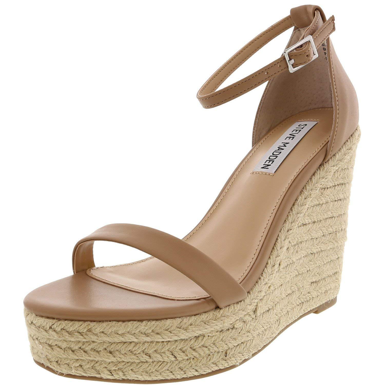2ebd197603a Steve Madden Womens Survive Open Toe Special Occasion Platform Sandals
