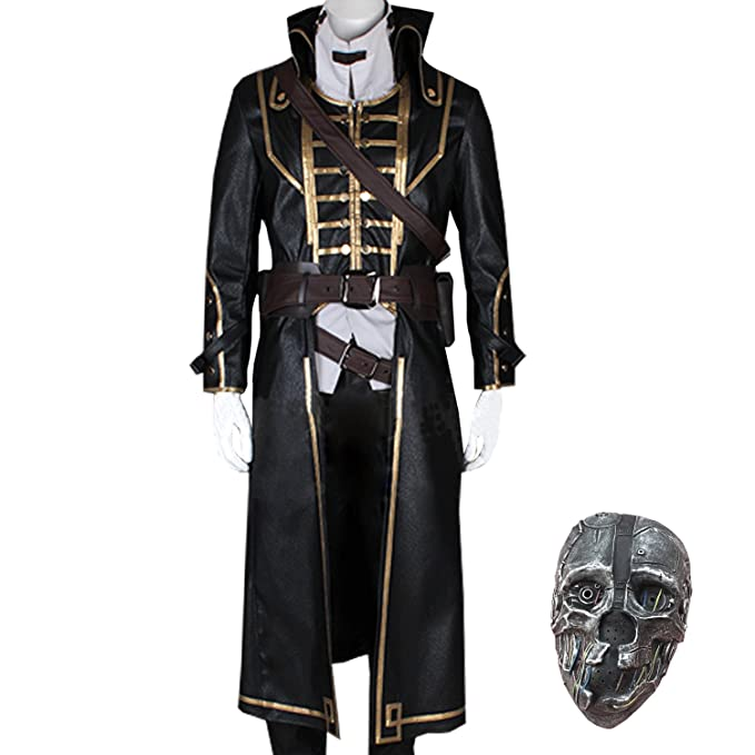 Amazon.com: Adulto Corvo Attano disfraz de cosplay para ...