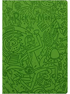 Rick and Morty: Pickle Rick Hardcover Ruled Journal With Pen: Amazon