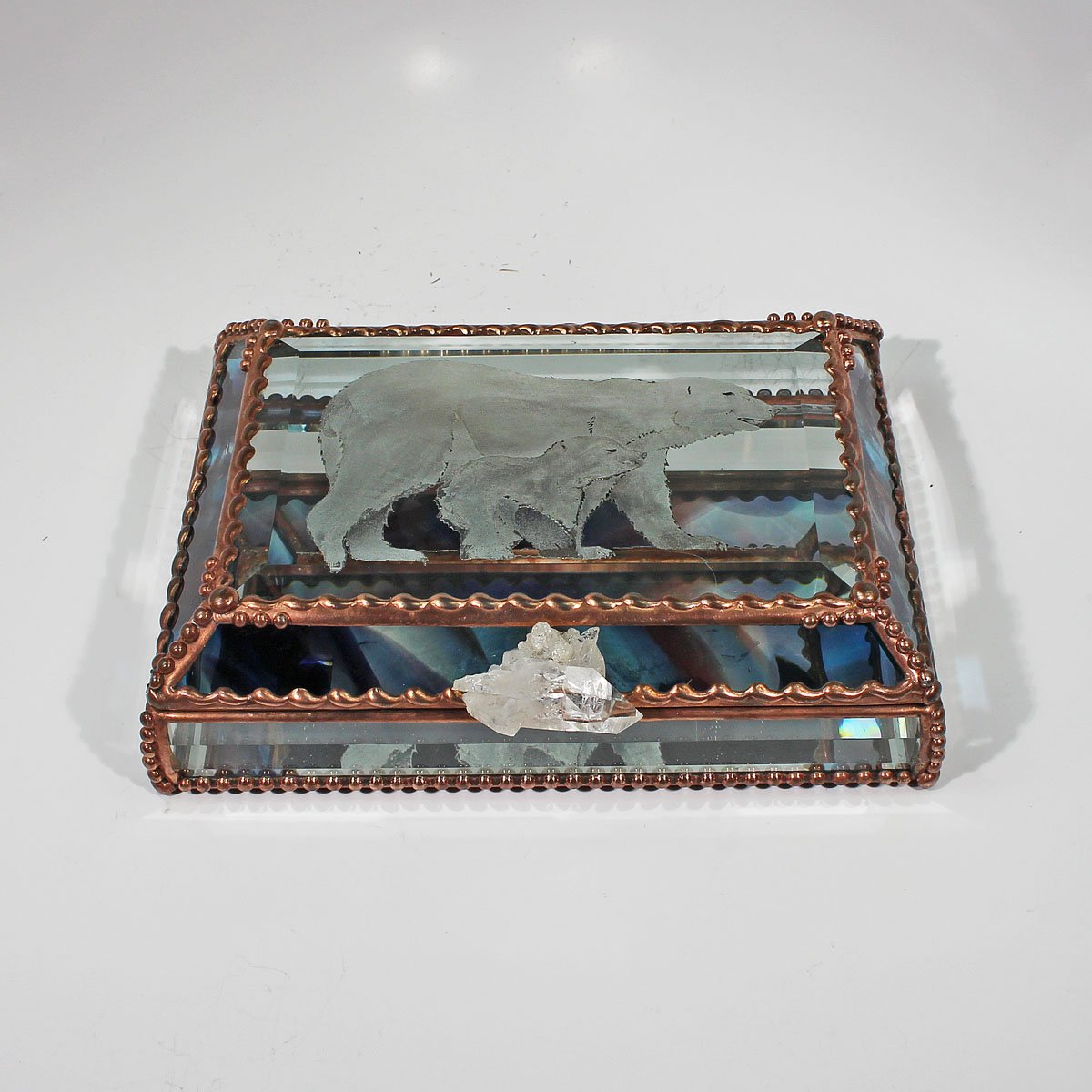 Polar Bear, Jewelry Box