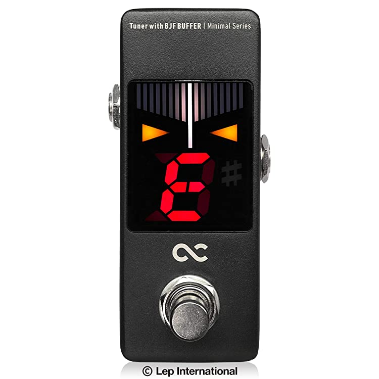 One Control Minimal Series Tuner