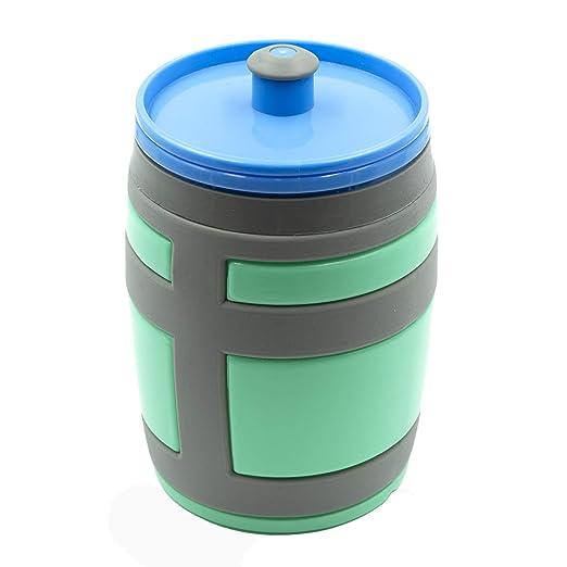 Amazon.com: Chugger Jarra de agua sin BPA de 40,64 ml, con ...