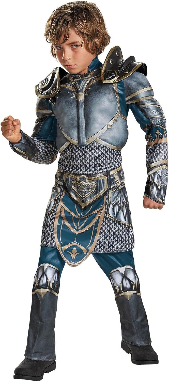 Amazon.com: Disfraz de Lothar de Warcraft Legendary ...