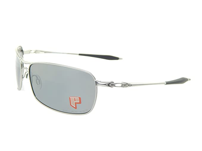 bc135093e9f67 Image Unavailable. Image not available for. Colour  Oakley Polarized  Crosshair 2.0 4044-03 Lead Black Iridium Polarized Sunglasses