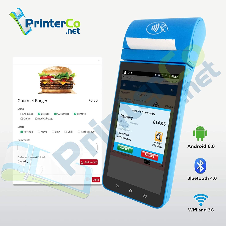 TPS900 - PrinterCo Impresora de recibos térmica POS de ...