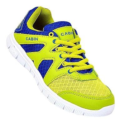 art 443 Neon Sneaker Turnschuhe Schuhe Sportschuhe Neu Damen, Schuhgröße:37