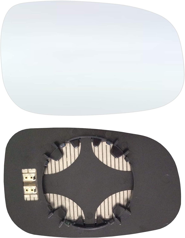 #AM-VOC3006-RCH C/ôt/é passagers miroir avec plaque et chauffage