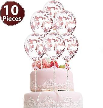 Happy Birthday Cake Topper Cupcake Dessert Wedding Baby Shower Decoration