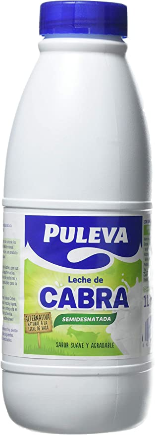 Puleva Leche De Cabra Semidesnatada 6x1 L Amazon Es Amazon Pantry