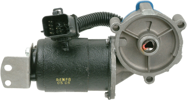 Cardone 48-216 Remanufactured Transfer Case Motor by A1 Cardone