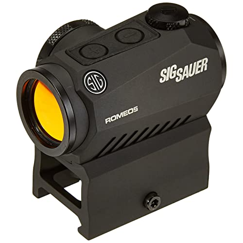 Sig Sauer SOR52001 Romeo5 Compact 2 Moa Red Dot Sight