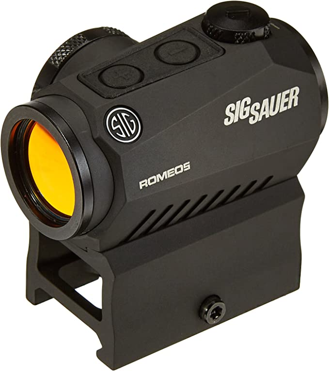 Best Red Dot Sight: Sig Sauer SOR52001