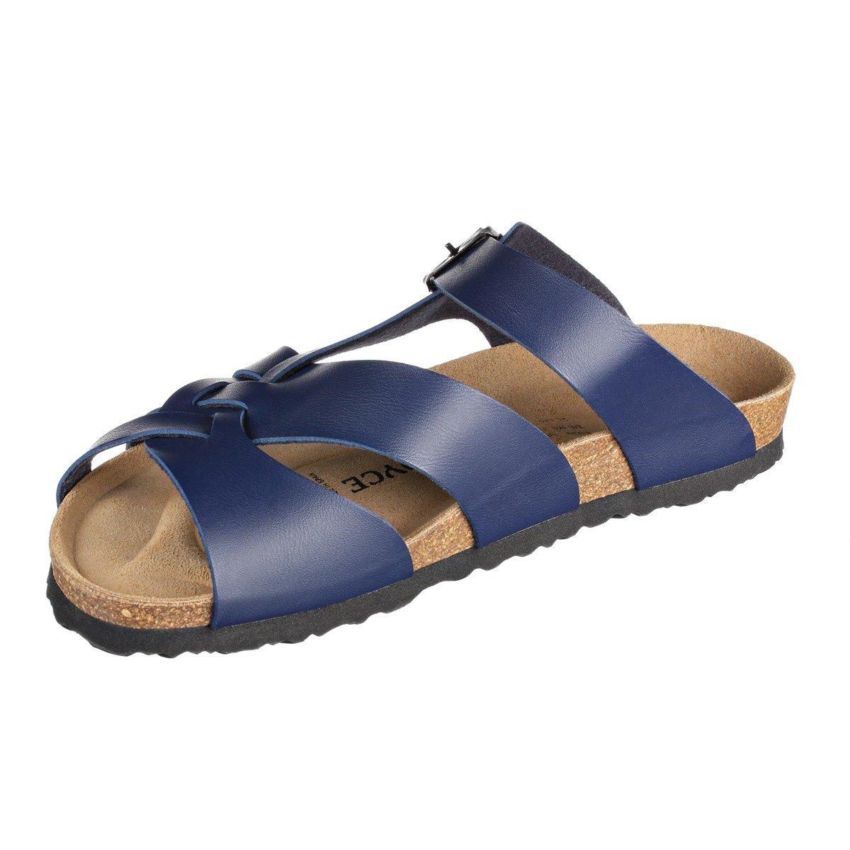 JOE N JOYCE Athen SynSoft Soft-Footbed Blue Size EU 39 Narrow