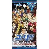 ユーリ!!! on ICE クリアカードコレクションガム2[初回生産限定BOX購入特典付き] 16個入 食玩・ガム(ユーリ!!! on ICE)