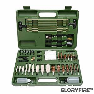 GLORYFIRE Universal Gun Cleaning Kit Review