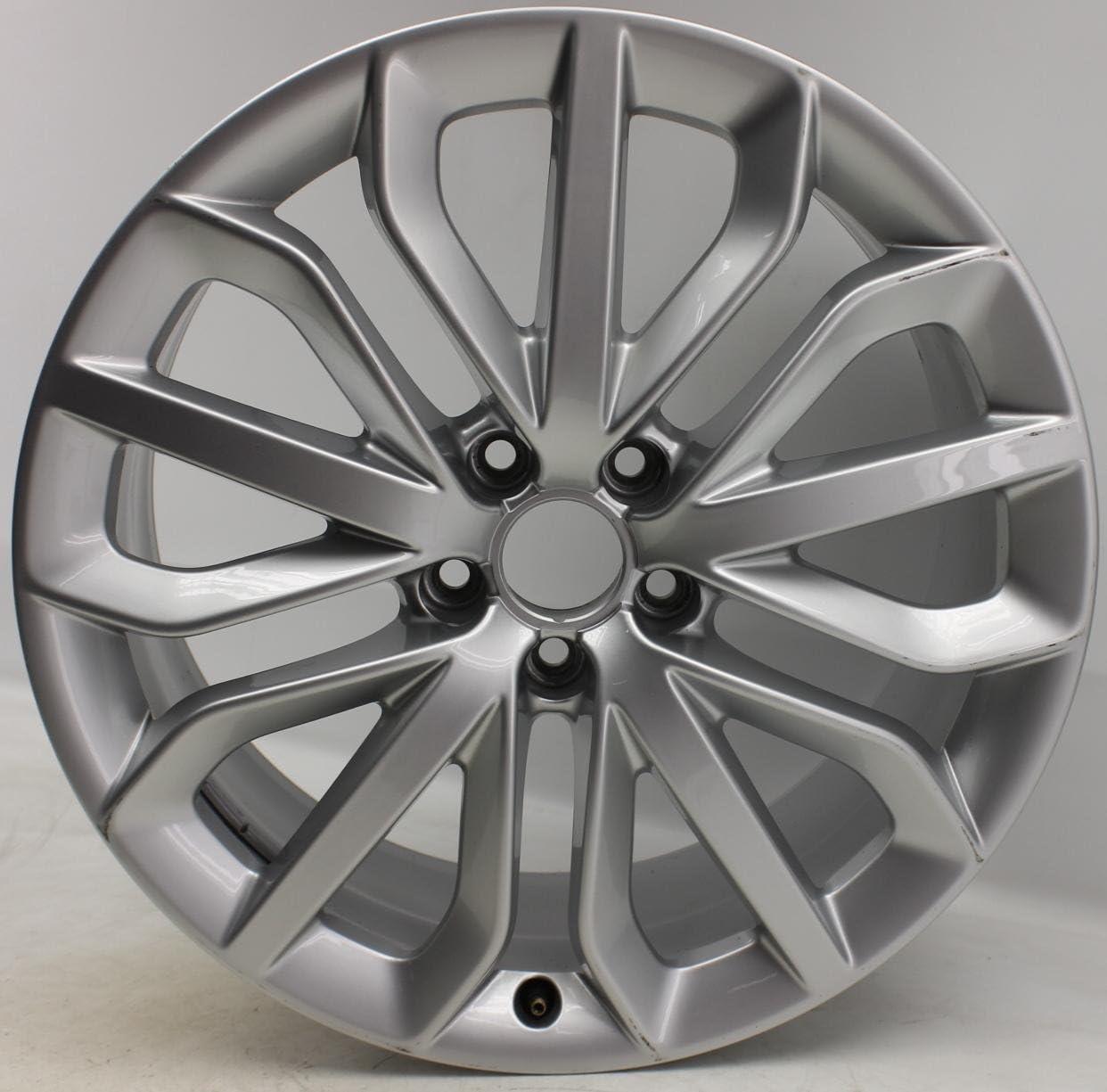 Original Audi A6 4 G S6 C7 19 pulgadas Llantas de aleación 4 g0601025p 7,5 x 19 ET33/2: Amazon.es: Coche y moto