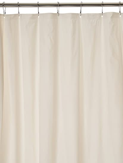 Amazon Carnation Home Fashions Inc Stall Vinyl Shower Curtain
