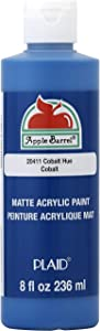 Apple Barrel Acrylic Paint in Assorted Colors (8 oz), J20411 Cobalt Blue