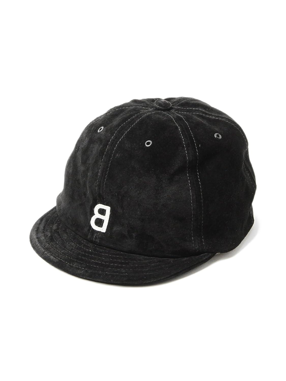 Amazon | (ビームスボーイ) BEAMS BOY decho / スエード ボールキャップ 13410477 | Amazon Fashion 通販